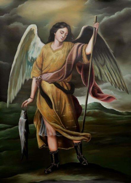 Mensaje del Arcángel Rafael canalizado por Linayah Kei