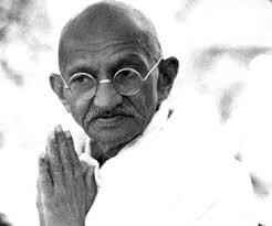La paz de Gandhi
