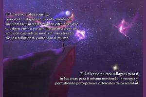 Infografía de Luz: ¿Sabes que el Universo trabaja contigo?