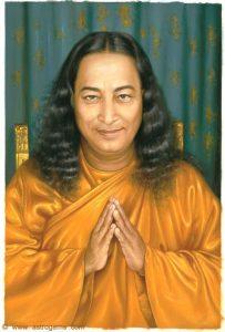 El fruto de la oración es la fe, el fruto del Amor es el servicio, el fruto del servicio es la Paz.  Yogananda