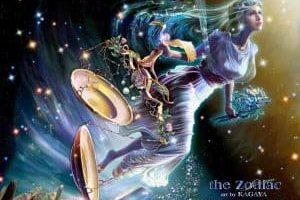 """REC3 – Meditación Luna Llena de Libra """"Elijo el camino que conduce a través de dos grandes líneas de fuerza"""", Octubre 2016"""