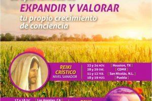 Instituto Holístico Monterrey: Próximos cursos Reiki Crístico y Reiki Angélico 2016 – 2017