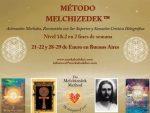 hermandadblanca org 20161121 metodo melchizedek flyer 620×465.jpg - Método Melchizedek™ Seminario Nivel 1&2 con María Mercedes Cibeira, 2 fines de semana 21-22 y 28-29 de Enero 2016 en Buenos Aires - hermandadblanca.org