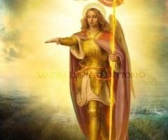 Convirtiéndose en emisarios de la luz mensaje del Arcángel Mikael Transmitido a través de Ronna Herman