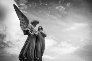 ángel en ayuda