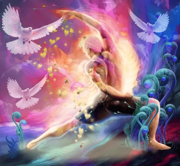 Mensaje del Arcángel Miguel: Avanza valientemente como guerrero de paz y como conocedor de la verdad y la luz 1
