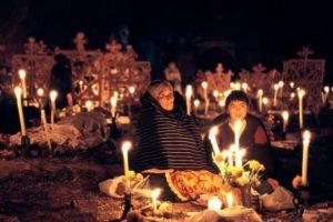 El Día de muertos y de los que no lo están también