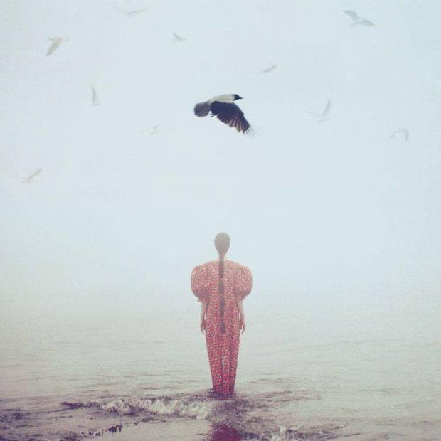Fotografía de Oleg Oprisco. El reino de los cielos es tu recompensa.