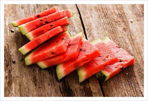 30484166 - food, fresh  watermelon on the table