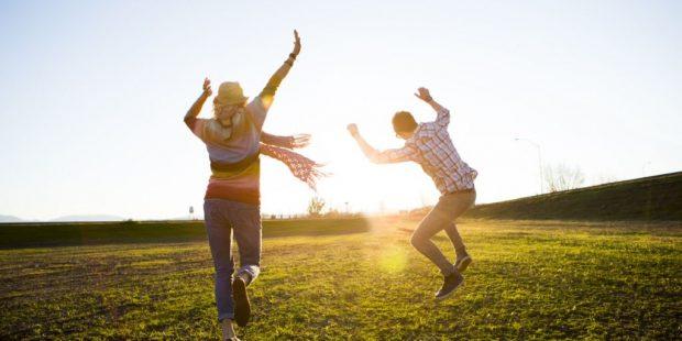 Ser feliz con thetahealing