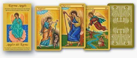 el poder de leer el tarot de los angeles - Entrevista con Soraya: el poder de leer el tarot de los Ángeles - hermandadblanca.org