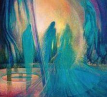 La integración del conciencia por el MEr KA NA . A. Sananda