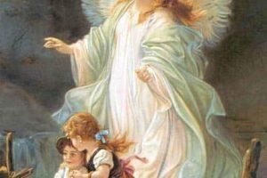 Los ángeles de la guarda: la luz de nuestras vidas