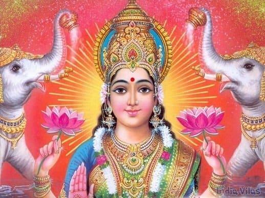 Lakshmi, la diosa de la abundancia