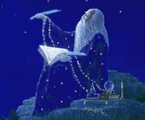 mago constelación