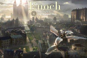 Los secretos de Enoch. Segunda Parte.
