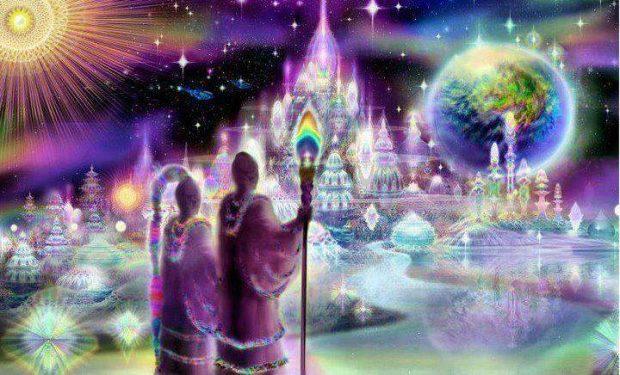 Tras las huellas del Reino de Shambhala: Una ciudad de luz en el Himalaya 1