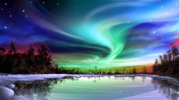 20170121 gonzevagonz23596 id121431 el mito polar el origen mistico de la humanidad aurora boreal 5 - El Mito Polar: El origen místico de la Humanidad - hermandadblanca.org
