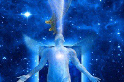 emanación de la creación divina
