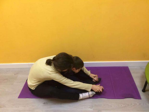 Yoga Terapéutico para niños con necesidades especiales