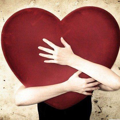 abre tu corazón y tus sentimientos