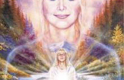 tu eres luz divina