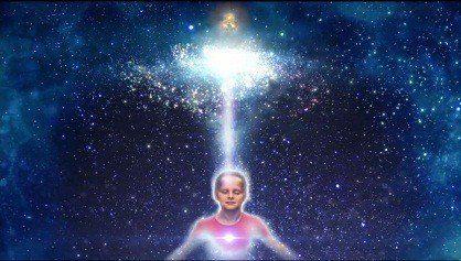 el pensamiento y la relación con nuestra luz interior