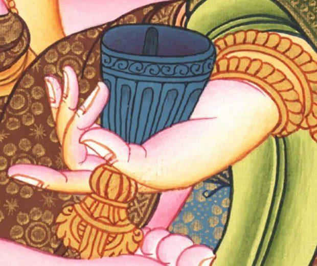 20170222 pilarmktvaz2984773 id122747 vajratsatva o dorje sempa el budha de la purificacion dorje sempa thangka 04 - Vajratsatva o Dorje Sempa: El Budha de la Purificación - hermandadblanca.org