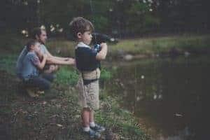 Dios es mi Padre y Él ama a su Hijo.  Reconocerlo es nuestra misión