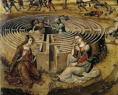 20170307 gonzevagonz23596 id123312 simbologia del laberinto el mito y la historia Theseuss - Simbología del Laberinto: el Mito y la Historia - hermandadblanca.org