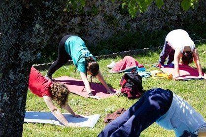 Yoga en familia, una práctica reveladora