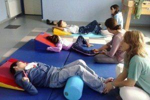 Beneficios del yoga para niños con necesidades especiales