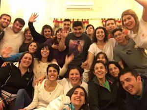 20170407 jorge id124438 20170407 metodo melchizedek mercedes cibeira grupo selfie - Método Melchizedek™ Seminario Nivel 1&2 con María Mercedes Cibeira, 2 fines de semana 17,18 y 24,25 de Junio 2017 en Buenos Aires - hermandadblanca.org