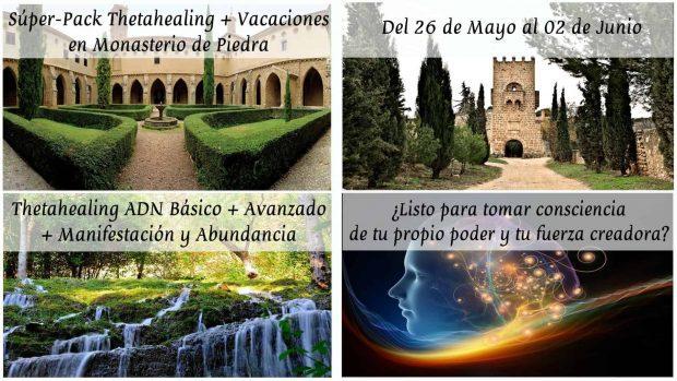20170412 jorge id124606 20170412 thetahealing monasterio piedra zaragoza cartel - Vacaciones + Thetahealing del 26 de Mayo al 02 de Junio 2017 en Zaragoza - hermandadblanca.org