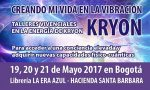 20170420 jorge id124862 serevolutivo banner colombia - Talleres vibracionales en la energía Kryon para la transformación amorosa y consciente. 19, 20 y 21 de Mayo 2017 en Bogota - hermandadblanca.org