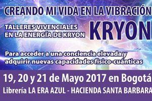 Talleres vibracionales en la energía Kryon para la transformación amorosa y consciente. 19, 20 y 21 de Mayo 2017 en Bogota