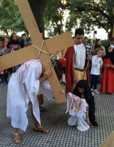 20170423 cecilia wechsler id124993 via crucis - La Iglesia mística hoy - hermandadblanca.org