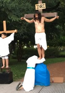 20170423 cecilia wechsler id124993 via crucis b - La Iglesia mística hoy - hermandadblanca.org
