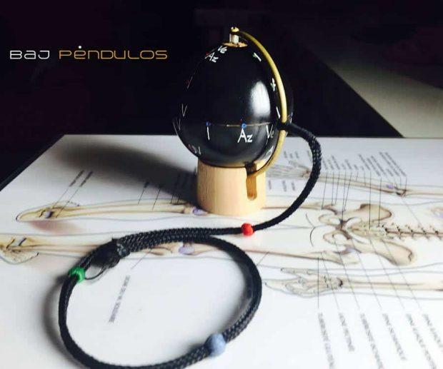 """20170427 jorge id125237 20170427 barbara meneses pendulo universal flyer verde detalle - Curso online """"El pendulo universal"""" - hermandadblanca.org"""