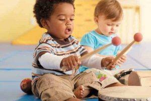La música como pilar para una espiritualidad infantil sana
