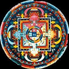 20170520 gonzevagonz23596 id125973 rueda tibetana - Metáfora: Andando sobre la Rueda - hermandadblanca.org