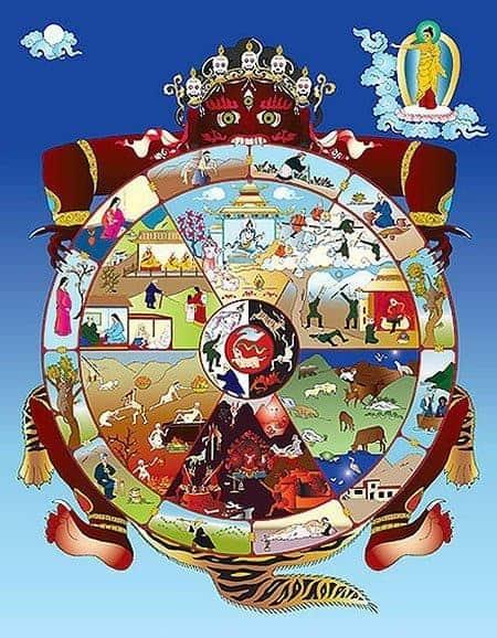 20170520 gonzevagonz23596 id125973 Samsara - Metáfora: Andando sobre la Rueda - hermandadblanca.org