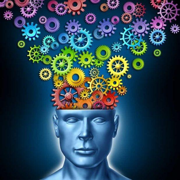 20170520 gonzevagonz23596 id125975 blue man brain with cogs - El lenguaje de la experiencia metafísica - hermandadblanca.org