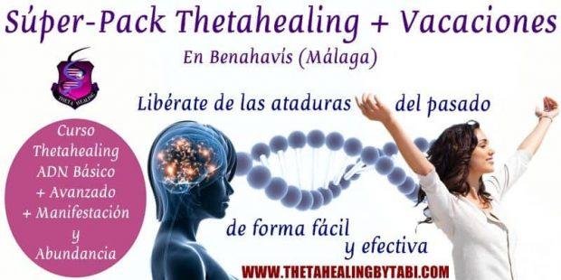 20170526 jorge id126285 20170529 thetahealing malaga cartel1 - Formación intensiva Thetahealing + vacaciones en Malaga del 24 al 30 de Julio en el Gran Hotel Benahavís **** - hermandadblanca.org