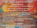 20170619 jorge id127890 charla gratuita db espacio azul biodescodificacion madrid escuela fran charla 2017 06 22 v2 620×465.jpg - Charla gratuita: DB Espacio Azul – Biodescodificación en Madrid (escuela francesa) Madrid - 22 junio 2017 - hermandadblanca.org