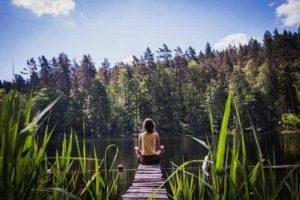 Saca provecho de la terapia de la naturaleza para curar y hacer más amplia tu conciencia