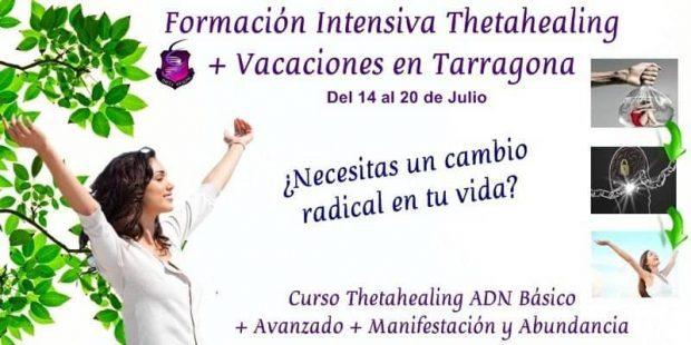 20170627 jorge id128648 20170526 thetahealing tarragona cartel6 - Formación intensiva Thetahealing + vacaciones del 14 al 20 de Julio 2017 en Tarragona - hermandadblanca.org