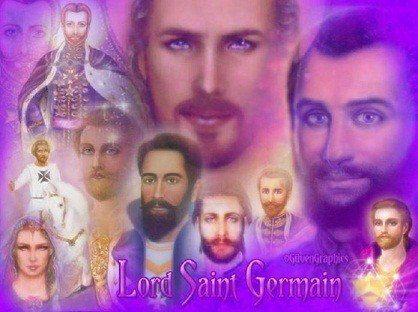 mensaje Saint Germain
