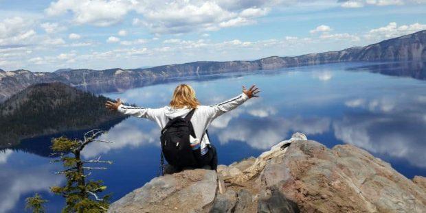 20170704 jorge id129030 monte shasta lago meditacion - Viaje a Monte Shasta, Tierra de Lemuria - 22 de Septiembre al 01 de Octubre 2017 - hermandadblanca.org