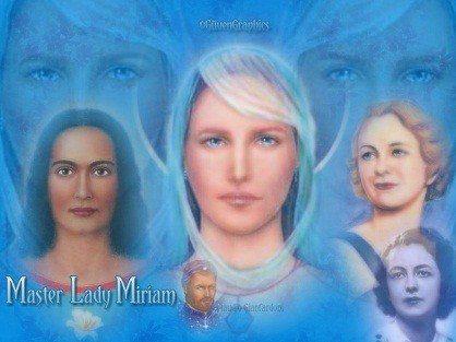 mensaje Lady Miriam